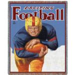 Football Tapestry Throws