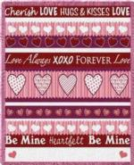 NEW Valentine Tapestry Throws