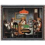 Dog Tapestry Throws by Jim Killen, Scot Storm, Jenny Newland & Other Artists