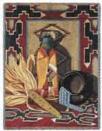 Southwest Native American Tapestry Throws
