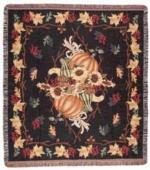 Fall & Thanksgiving Tapestry Throws