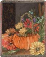Thanksgiving & Fall Tapestry Throws
