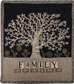 Family Tapestry Throws