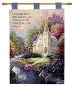 Religious & Inspirational Tapestry Wall Hangings