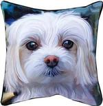 Paws / Pedigree Dog CLIMAWEAVE Pillows
