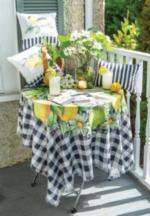 Table Toppers and Tablecloths