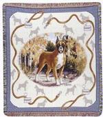 Pedigree Dogs Tapestry Throws by © Pat Lehmkuhl