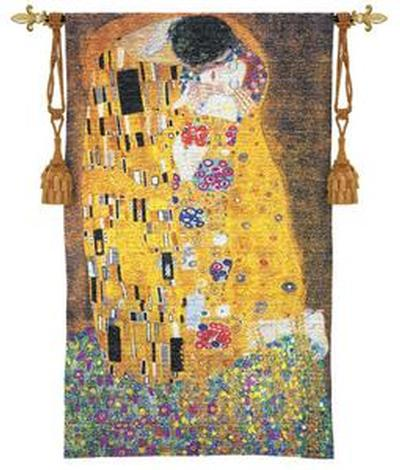 An extensive collection of contemporary art cotton tapestry wall ...