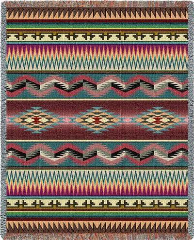Nice Selection Of Southwest Amp Southwestern Cotton Throw