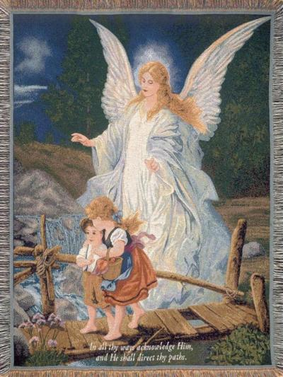 Cindy's Throws Has The Largest Selection Of Angel Cotton Throw Extraordinary Guardian Angel Throw Blanket