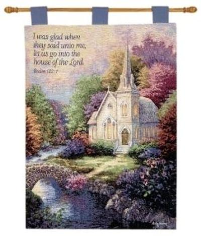 Bible Scripture Tapestry Wall Hangings Cindy S Throws