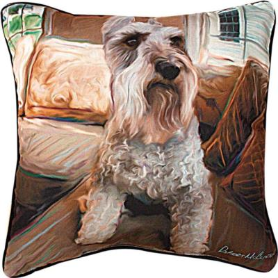 Robert Mcclintock Dog Pillows Cindy S Throws Introduces