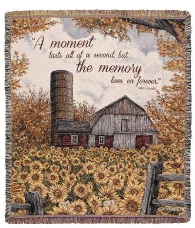 Cindy's Throws Carries The Largest Selection Of 40% Cotton Sympathy Fascinating Funeral Throw Blankets