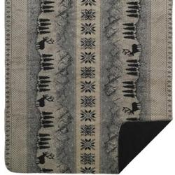 Denali Black Forest Microplush ® Blanket