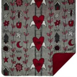 Special Discount Denali Love Ladder by Sticks Microplush ® Blanket