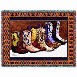 showing off cotton western throw blankets furniture throws and