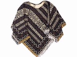 Kente Expression Poncho