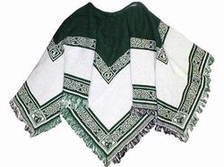 Celtic Knots Poncho