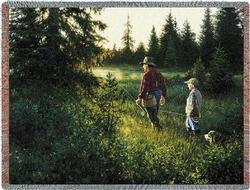 Good Times Tapestry Throw