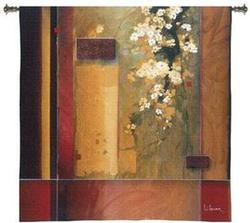 Summer Bloom Lg Tapestry Fine Art Wall Hangings