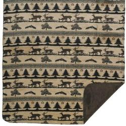 Denali Deer Haven Microplush ® Blanket