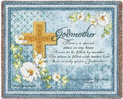Godmother Tapestry Throw