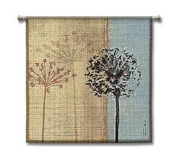 In the Breeze Tapestry Fine Art Wall Hangings