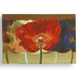 Poppy Tango Tapestry Fine Art Wall Hangings