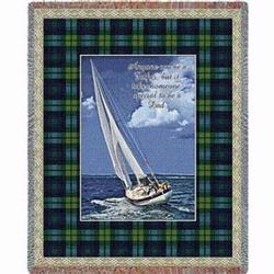Special Dad Tapestry Throw