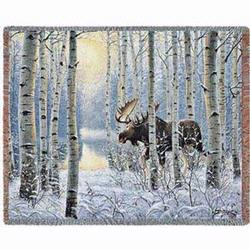 On The Move Tapestry Throw