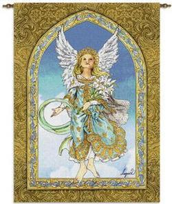 Angel Tapestry Wall Hanging