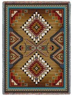 Brazos Tapestry Throw