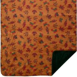 Denali Falling Leaves Microplush ® Blanket