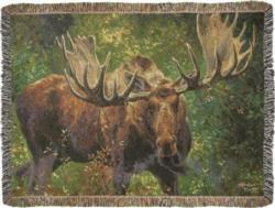 Wide Load Tapestry Throw