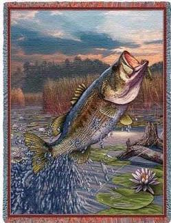 First Strike Tapestry Throw