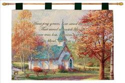 The Aspen Chapel, Amazing Grace Tapestry Wall Hanging
