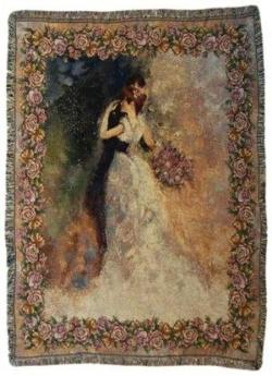Always and Forever Tapestry Throw