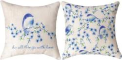 China Blues Decorative Reversible Pillow