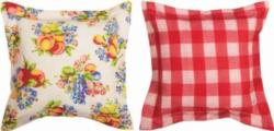 Fruit Basket Flange Reversible CLIMAWEAVE Pillows