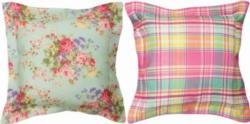Juliette Bouquet Flange Reversible CLIMAWEAVE Pillows