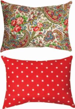 Fruit Basket Reversible CLIMAWEAVE Pillows