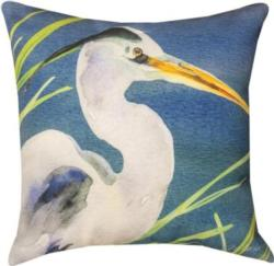 Blue Heron CLIMAWEAVE Pillows