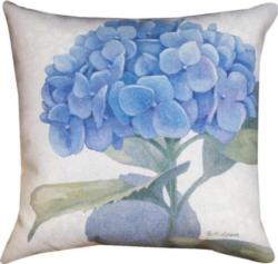 Blue Hydrangea CLIMAWEAVE Pillows