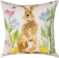 Collins Garden Bunny CLIMAWEAVE Pillows