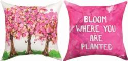 Cherry Blossom Reversible CLIMAWEAVE Pillows