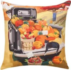 Fall Harvest Friends CLIMAWEAVE Pillows