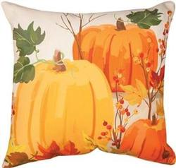 Fall Pumpkins CLIMAWEAVE Pillows