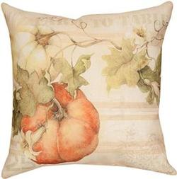 Pumpkin Farm to Table CLIMAWEAVE Pillows