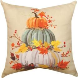 Stacked Pumpkins CLIMAWEAVE Pillows