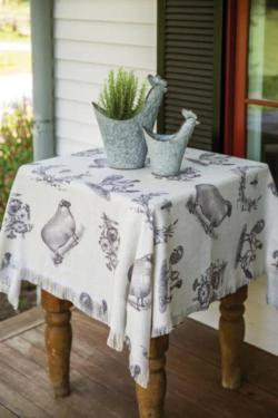 French Farmhouse Table Topper